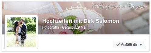 Hochzeiten mit Dirk Salomon auf Facebook